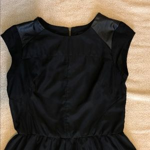 Mossimo Supply Co. Dresses - Black Tea Cup Dress